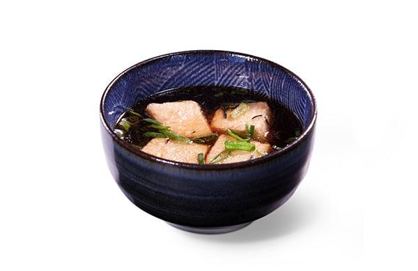 BENTO BOX Speisekarte - Agedashi Dofu