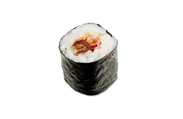 BENTO BOX Speisekarte - Dattel Speck Maki