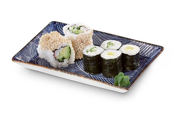BENTO BOX Speisekarte - Kinder Sushi