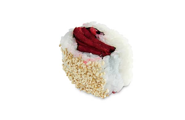 BENTO BOX Speisekarte - Rote Beete Roll