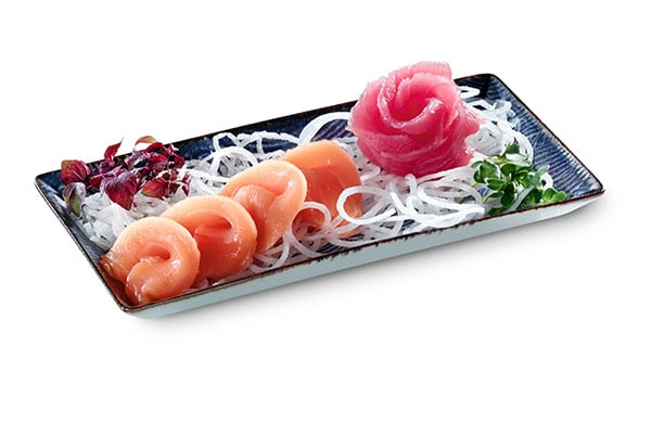 BENTO BOX Speisekarte - Sashimi Mix
