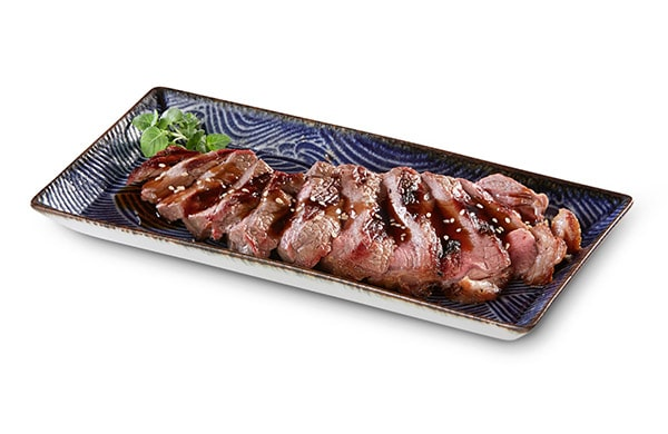 BENTO BOX Speisekarte - Steak Teriyaki