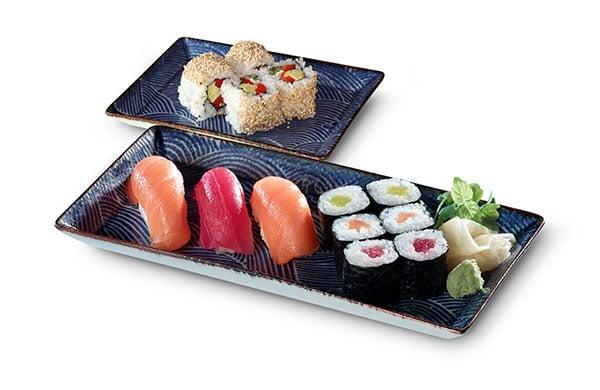 BENTO BOX Speisekarte - Sushi Mix