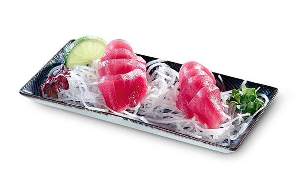 BENTO BOX Speisekarte - Thunfisch Sashimi