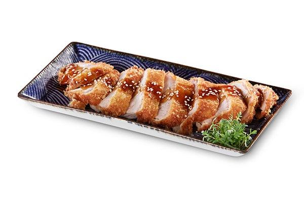 BENTO BOX Speisekarte - Tonkatsu