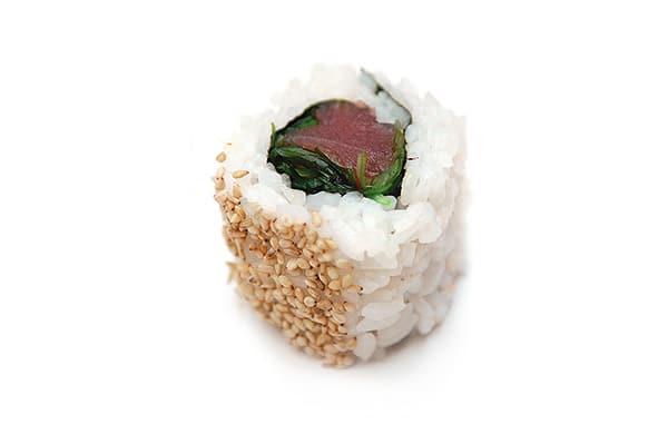 BENTO BOX Speisekarte - Tuna Spicy Wakame