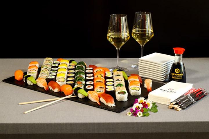 BENTO BOX Sushi Catering - Gemischte Vorspeisen