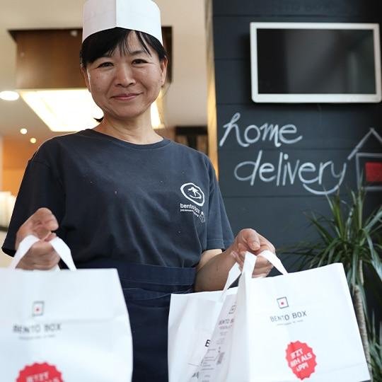 BENTO BOX Sushi-Lieferservice Köln