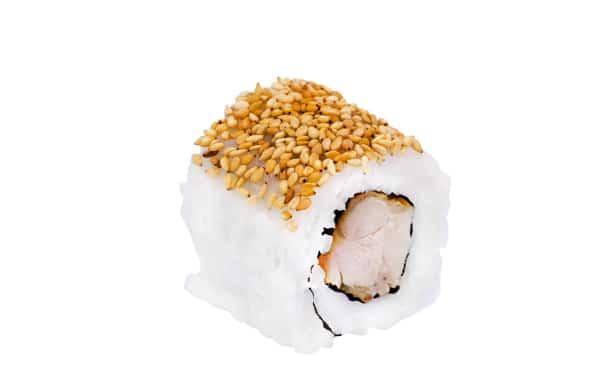 BENTO BOX Speisekarte - Chicken Teriyaki Roll