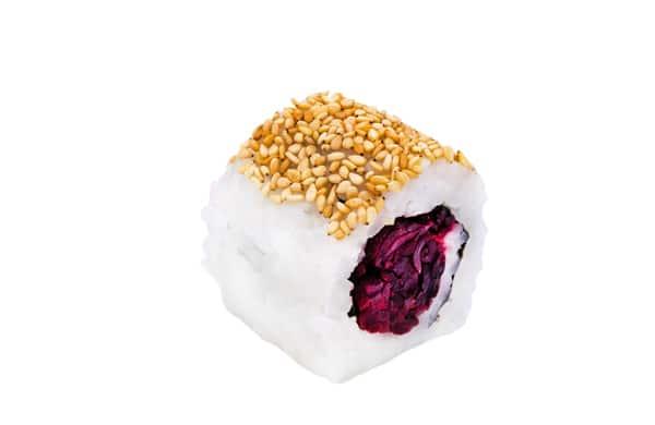BENTO BOX Speisekarte - Rote Beete Roll