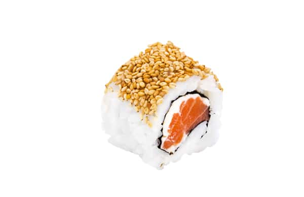 BENTO BOX Speisekarte - Salmon Philly Dream