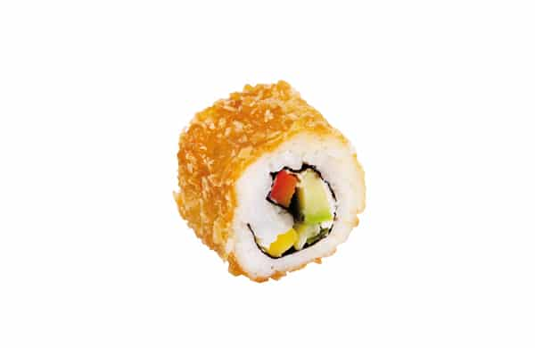 BENTO BOX Speisekarte - Veggie Crunchy Roll